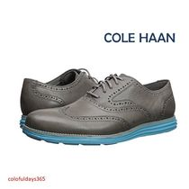 Cole Haan Wing Tip Plain Oxfords