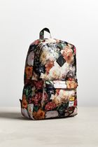 Herschel Supply Flower Patterns Street Style A4 Backpacks