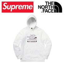 THE NORTH FACE Collaboration Hoodies