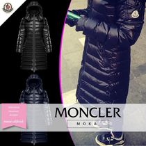 MONCLER MOKA Plain Medium Parkas