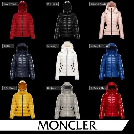 MONCLER Down Jackets Short Plain Down Jackets 2