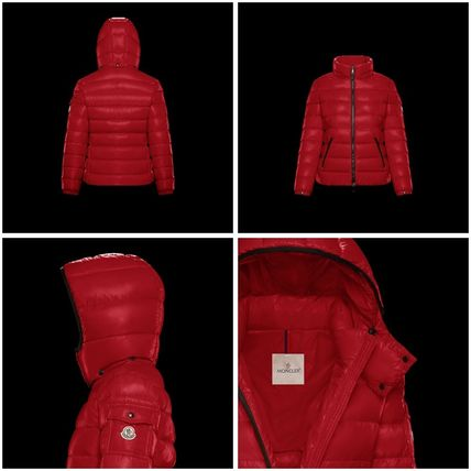 MONCLER Down Jackets Short Plain Down Jackets 3