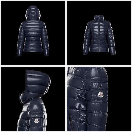 MONCLER Down Jackets Short Plain Down Jackets 6