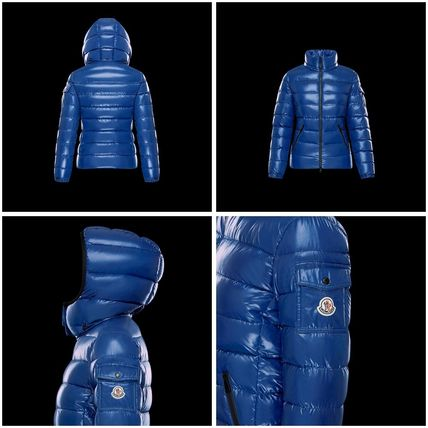 MONCLER Down Jackets Short Plain Down Jackets 8