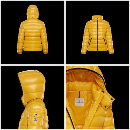 MONCLER Down Jackets Short Plain Down Jackets 9