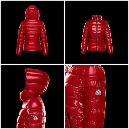 MONCLER Down Jackets Short Plain Down Jackets 11