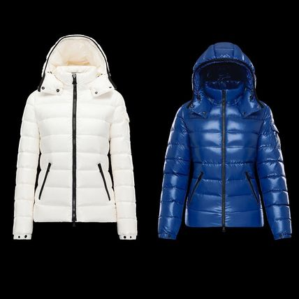 MONCLER Down Jackets Short Plain Down Jackets 14