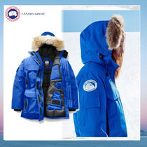 CANADA GOOSE EXPEDITION Plain Down Jackets