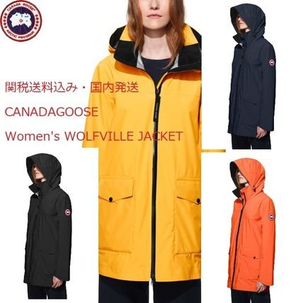 ... CANADA GOOSE More Jackets Casual Style Street Style Plain Medium Jackets ...