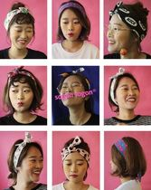 sogon sogon Casual Style Street Style Hair Accessories