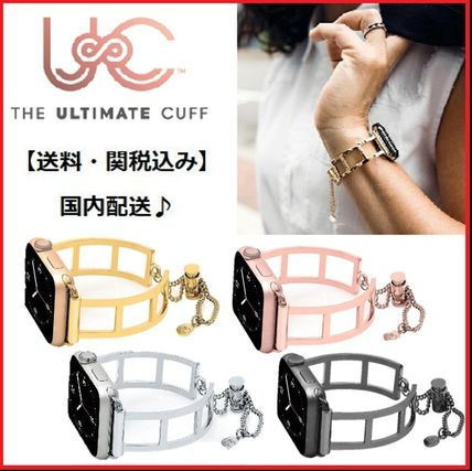 THE ULTIMATE CUFF More Watches Unisex Elegant Style Watches
