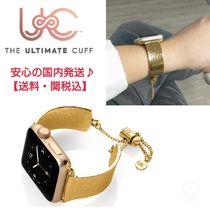 THE ULTIMATE CUFF Unisex Metal Elegant Style Watches