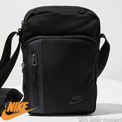 8850e9f54f ... Nike Messenger   Shoulder Bags Unisex Plain Messenger   Shoulder ...
