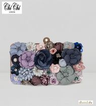 Chi Chi London Flower Patterns 2WAY Chain Party Style Party Bags