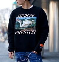 Heron Preston Street Style Cotton Tops