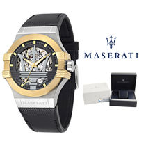 MASERATI Mechanical Watch Analog Watches