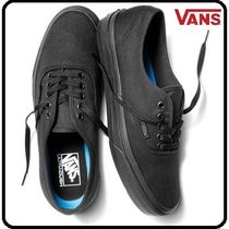 VANS AUTHENTIC Street Style Sneakers