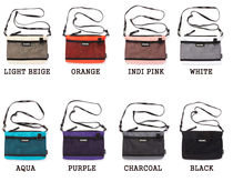 NEIKIDNIS Casual Style Street Style Plain Crossbody Shoulder Bags