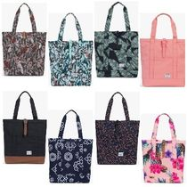 Ron Herman Flower Patterns Tropical Patterns Unisex Street Style A4