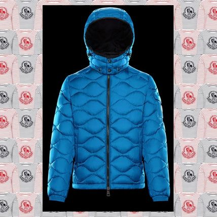 ... MONCLER Down Jackets Short Street Style Down Jackets ...