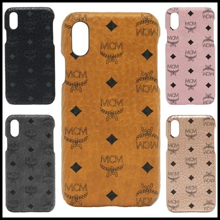 Monoglam Unisex Street Style Smart Phone Cases