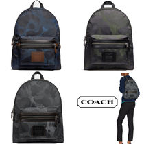 Coach Other Animal Patterns Backpacks
