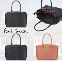 Paul Smith Leather Totes