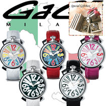 GaGa MILANO Unisex Street Style Quartz Watches Analog Watches