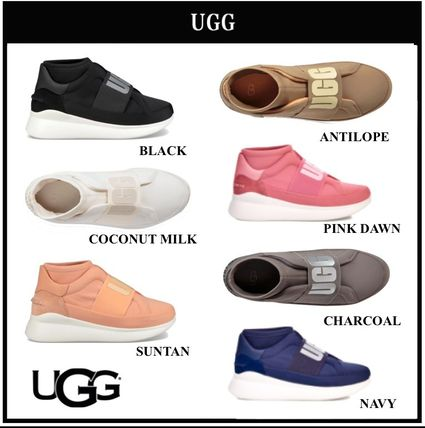 UGG Australia 2019 SS Casual Style Low Top Sneakers