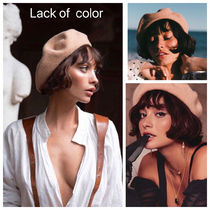 lack of color Street Style Hats & Hair Accessories