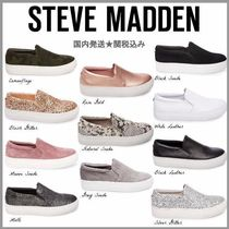 Steve Madden Platform Python Slip-On Shoes