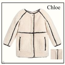 Chloe Petit Kids Girl Outerwear
