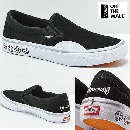 united kingdom factory outlet soft and light VANS SLIP ON 2018 SS Street Style Loafers & Slip-ons (298144)