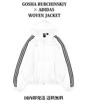 Gosha Rubchinskiy Street Style Collaboration Plain Oversized Track Jackets