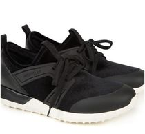 MONCLER Casual Style Plain Low-Top Sneakers