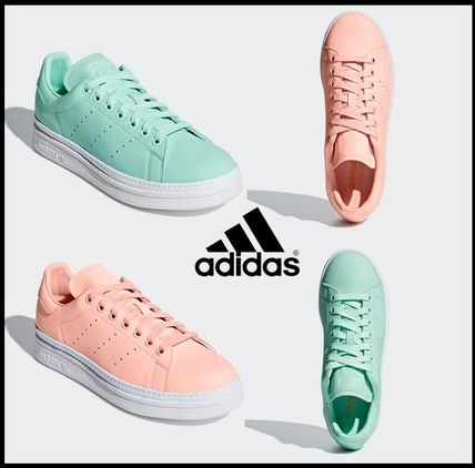 Adidas stan smith 2018 19aw stile casual street style in basso