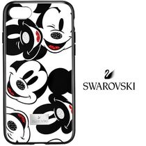 SWAROVSKI Unisex Other Animal Patterns With Jewels Smart Phone Cases