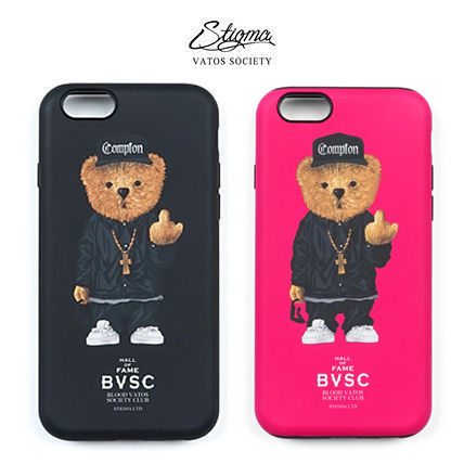 Street Style Silicon Smart Phone Cases