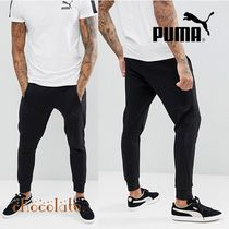 PUMA Sweat Street Style Plain Skinny Fit Pants