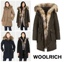 WOOLRICH Casual Style Fur Coats