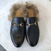 GUCCI Princetown Loafer Pumps & Mules