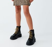 ASOS Faux Fur Ankle & Booties Boots