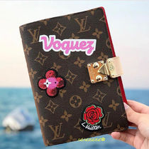 Louis Vuitton MONOGRAM Unisex Blended Fabrics Special Edition Planner