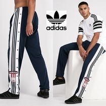 adidas Printed Pants Street Style Oversized Patterned Pants