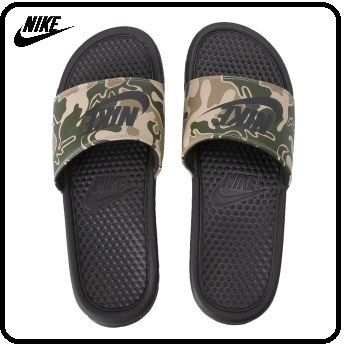 487694a4c121 ... reduced nike more sandals camouflage unisex street style sandals 3b356  14086