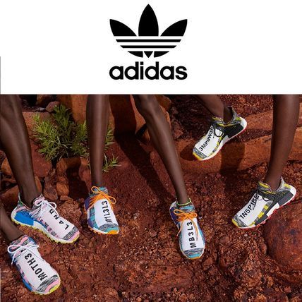 0b7acff919d adidas NMD 2018-19AW Unisex Street Style Collaboration Sneakers by ...