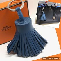 HERMES Bearn Plain Leather Accessories