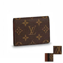 Louis Vuitton Leather Card Holders