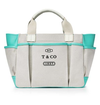 Tiffany Co Mothers Bags Everyday Objects Garden Tote