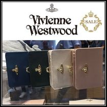 Vivienne Westwood Leather Folding Wallets